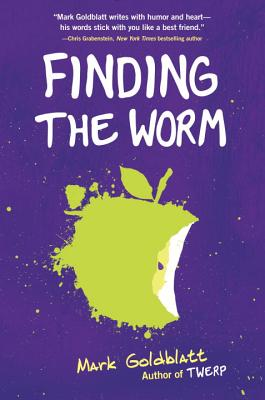 Finding the Worm (Twerp Sequel) (Twerp Series) Cover Image