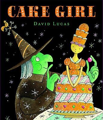 Cake Girl Cover