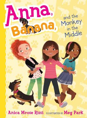 Anna, Banana, and the Monkey in the Middle Cover Image