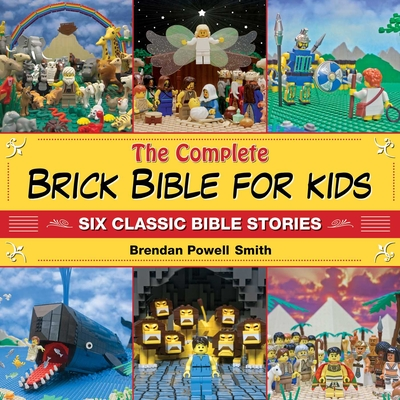 Cover for The Complete Brick Bible for Kids