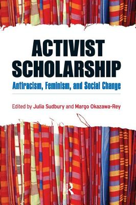 Cover for Activist Scholarship