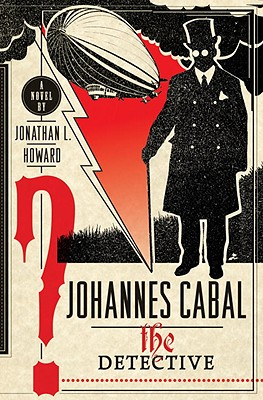 Johannes Cabal the Detective Cover Image