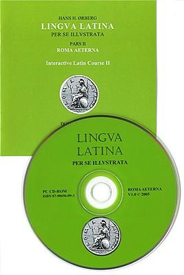 Lingva Latina: Interactive Latin Course II: Pars II: Roma Aeterna Cover Image
