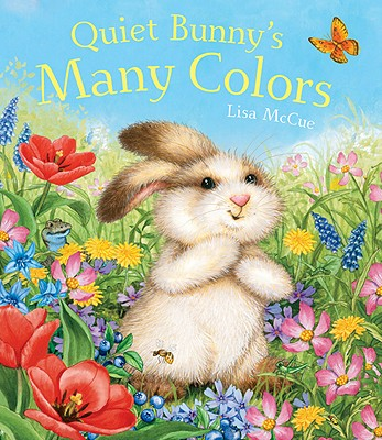 Quiet Bunny's Many Colors Cover