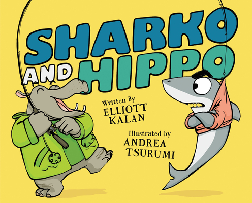 Sharko and Hippo Cover Image