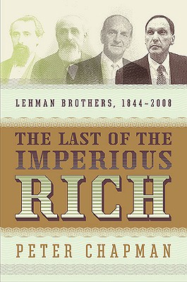 The Last of the Imperious Rich Cover