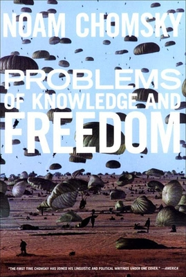 Cover for Problems of Knowledge and Freedom