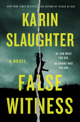 False Witness: A Novel Cover Image
