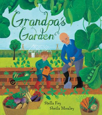Grandpa's Garden Cover Image