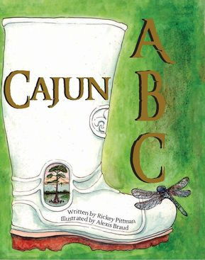 Cajun ABC  Cover Image