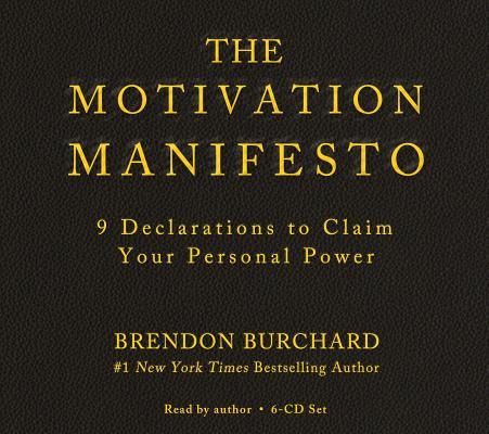 The Motivation Manifesto Cover Image