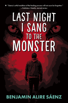 Cover for Last Night I Sang to the Monster