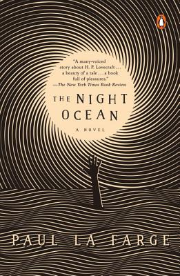 The Night Ocean: A Novel Cover Image