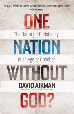 Cover for One Nation Without God?