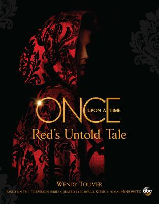 Once Upon a Time Red's Untold Tale Cover Image