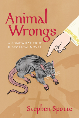 Cover for Animal Wrongs
