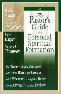 The Pastor's Guide to Personal Spiritual Formation Cover