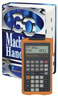 Machinery's Handbook, Toolbox & Calc Pro 2 Combo Cover Image