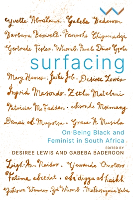 Surfacing: On Being Black and Feminist in South Africa Cover Image