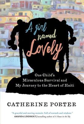 Cover for A Girl Named Lovely