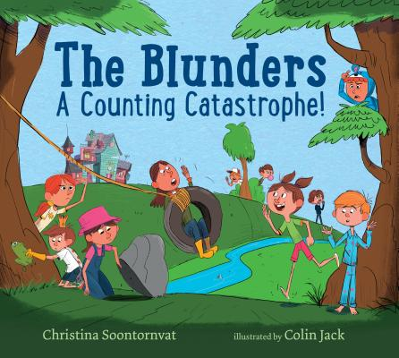 The Blunders: A Counting Catastrophe! Cover Image