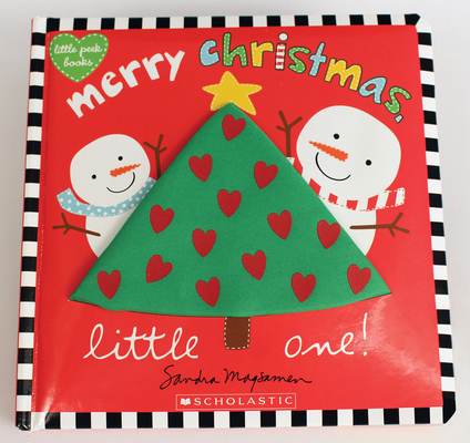 Merry Christmas, Little One! Cover Image