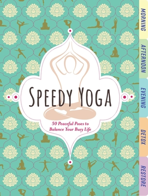 Speedy Yoga Cover Image