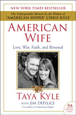 American Wife: Love, War, Faith, and Renewal Cover Image