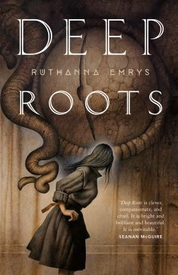 Cover for Deep Roots (The Innsmouth Legacy #2)