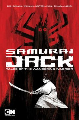 Samurai Jack: Tales of the Wandering Warrior Cover Image