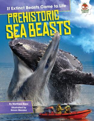 Prehistoric Sea Beasts Cover Image