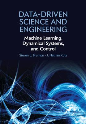 Data-Driven Science and Engineering Cover Image