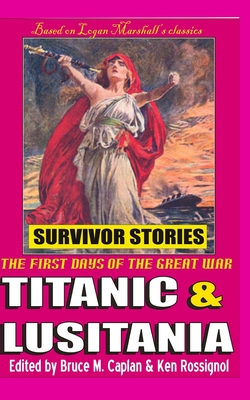 Titanic & Lusitania: Survivor Stories Cover Image
