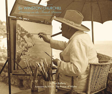 Winston Churchill: Painting on the French Riviera Cover Image