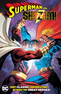 Superman vs. Shazam Cover Image