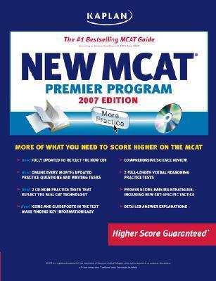 Kaplan New MCAT Premier Program [With CDROM] Cover Image