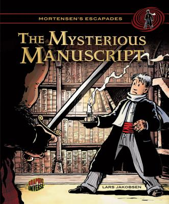 The Mysterious Manuscript Cover