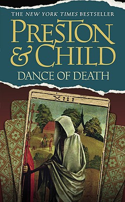 Cover for Dance of Death (Agent Pendergast Series #6)