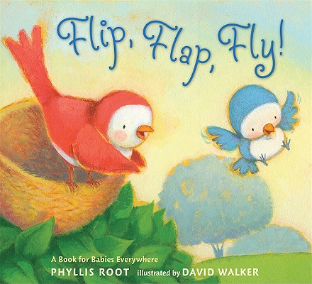 Flip, Flap, Fly! Cover