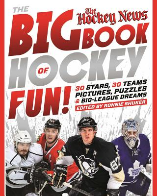 The Hockey News: The Big Book of Hockey Fun Cover Image