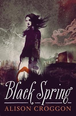 Cover for Black Spring