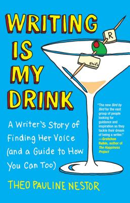 Cover for Writing Is My Drink