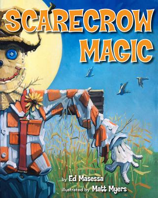 Scarecrow Magic Cover