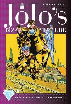 Cover for JoJo's Bizarre Adventure