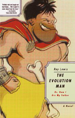 The Evolution Man Cover