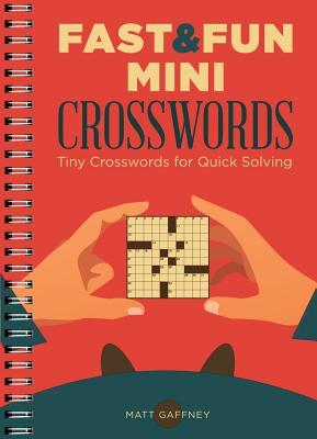 Cover for Fast & Fun Mini Crosswords