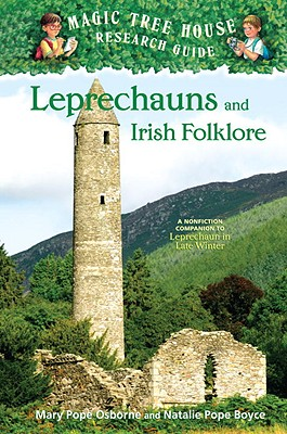 Leprechauns and Irish Folklore: A Nonfiction Companion to Leprechaun in Late Winter Cover Image
