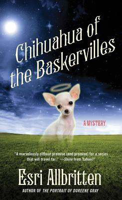 Chihuahua of the Baskervilles Cover