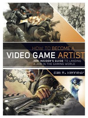 How to Become a Video Game Artist Cover