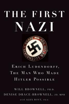 The First Nazi Cover